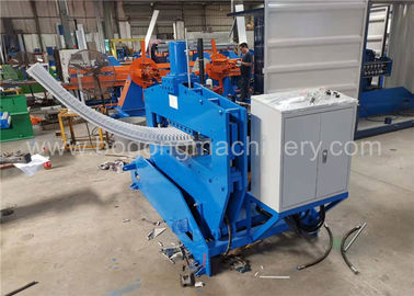 High Speed Crimping Standing Seam Roll Forming Machine For Roof Panel